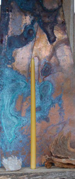 Überlange Leuchterkerze (24 x 500 mm)